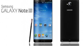Samsung Galaxy Note 3 Geliyor