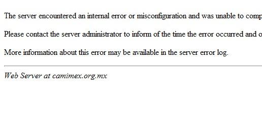 Joomla Internal server hatası