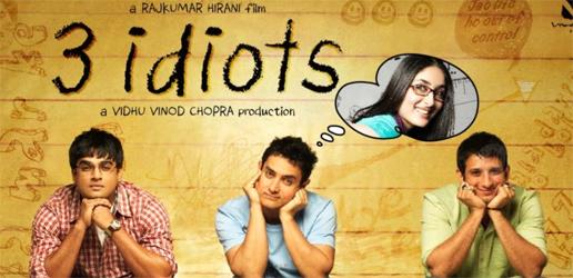 3 Ahmak – 3 Idiots (2009)