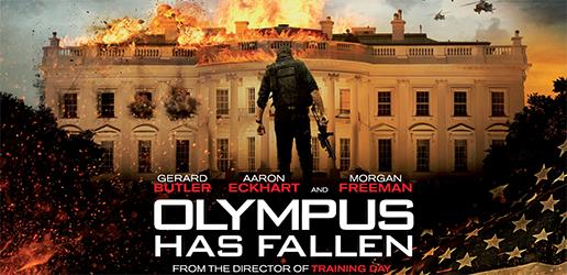 Kod Adı: Olympus (Olympus Has Fallen)