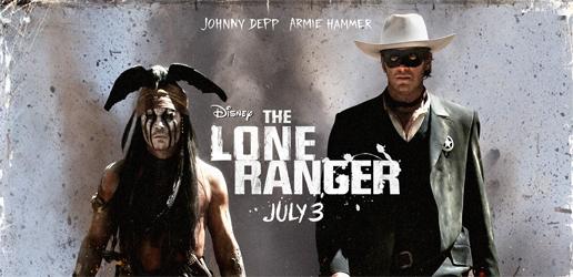 Maskeli Süvari : The Lone Ranger (2013)