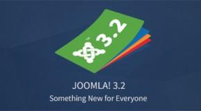 Joomla 3.2 Kararlı Sürüm Çıktı