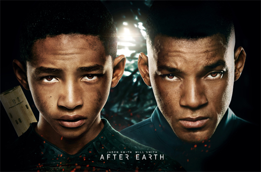 after eart will smith - Dünya: Yeni Bir Başlangıç (After Earth)