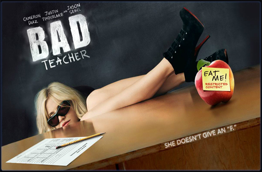 bad teacher - Bad Teacher (2011)