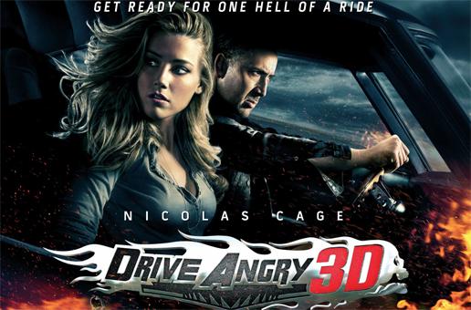 drive angry - İntikam Yolu (Drive Angry) 3D