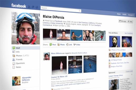 facebook profil foto - Facebook Profil Fotoğrafına Dikkat !!!