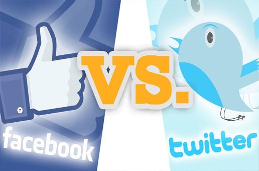 facebook vs twitter - Facebook ve Twitter Aynı Anda Olsa ?