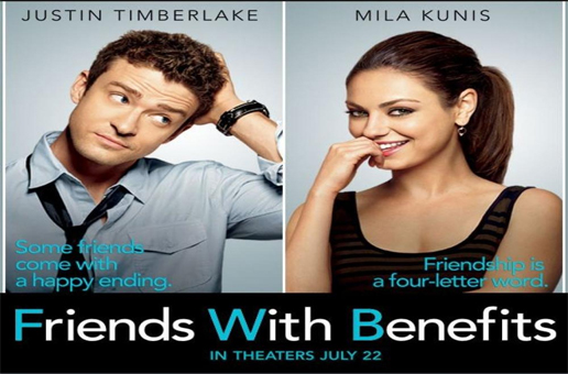 friends benefit - Friends With Benefits (Arkadaştan Öte) 2011