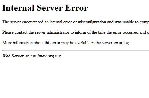 internal server hatasi - Joomla Internal server hatası