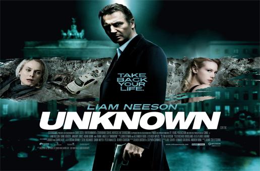 unknown bilinmez - Kimliksiz - Unknown (2011)