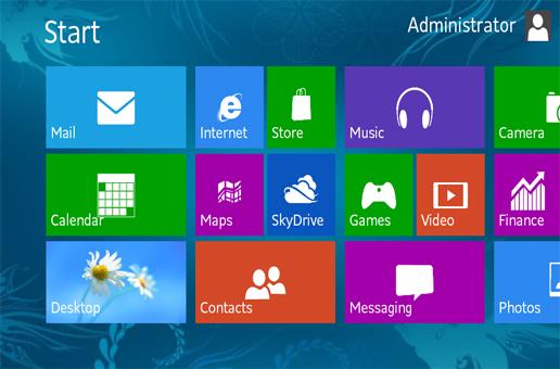 windows 8 hazirlaniyor - Windows 8 Hazırlanmaya Devam Ediyor
