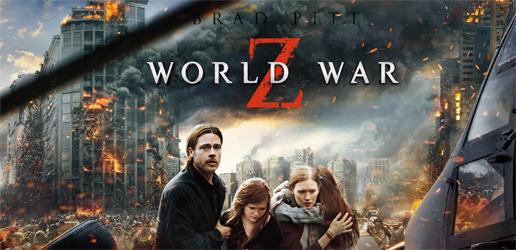 world war z brad pitt - World War Z (Dünya Savaşı Z)