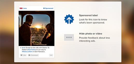 instagram reklam resim 2 - İnstagram'a Reklam Geldi
