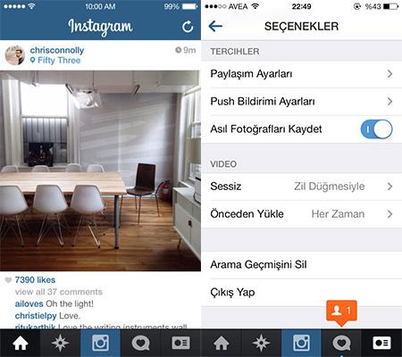 instagram yeni ozellikler eklendi1 - Instagram'a Yeni Özellikler Geldi