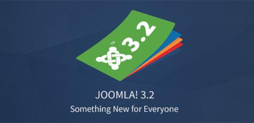 joomla 32 karali surum cikti - Joomla 3.2 Kararlı Sürüm Çıktı