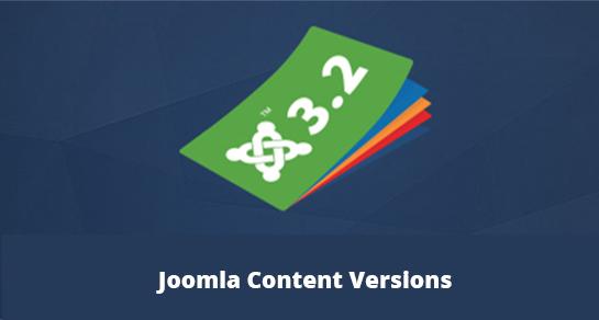 joomla 32 karali surum content verisons - Joomla Content Versions - İçerik Versiyonları