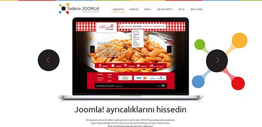 sadece joomla anasayfa - SadeceJoomla.com Çalışmalara Devam Ediyor
